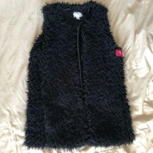 Xhilaration Jackets & Coats - NWT Faux fur Xhilaration vest